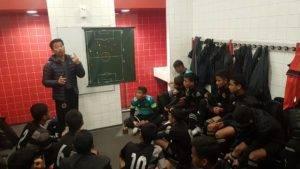 Tiga pemain NFDP dilamar PSG, bakal beraksi dalam satu kejohanan di Rome