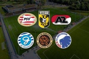 NFDP tamatkan saingan di AZ International Tournament dengan kemenangan ke atas PSV Eindhoven