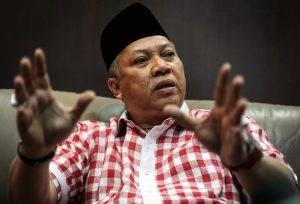 Annuar Musa gesa KAFA rehatkan Fajr Ibrahim