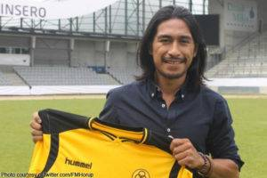 Pertahanan skuad kebangsaan Filipina ikat kontrak sertai kelab Denmark
