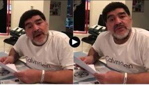 Maradona kecewa akademi bolasepak di China menggunakan namanya tanpa kebenaran