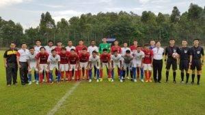 Skuad Malaysia U22 tamatkan jelajah China dengan kemenangan