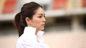 Kecantikan pengurus Thailand U22 buat pemain lawan hilang fokus