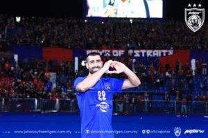 Highlight Perlawanan JDT 2-1 Perak, Gol Ghaddar Offside Atau Tidak?