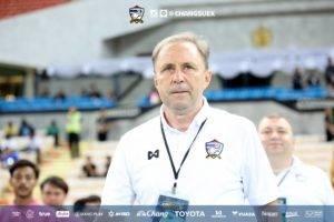Jurulatih Thailand, Milovan Rajevac Mula Bina Skuad Untuk Piala Asia 2019