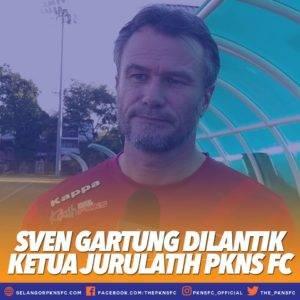 PKNS FC Umumkan Jurulatih Baharu Berkuatkuasa Serta Merta