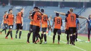 PKNP FC sedia lakar satu lagi sejarah layak ke Liga Super 2018