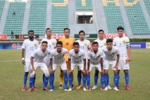 Pengiraan Mata Untuk Layak Ke AFC U23 Championship 2018