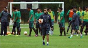 Luis Milla yakin pasukan Indonesia akan mengalahkan Malaysia petang ini