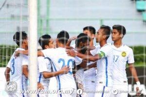 Debut Malaysia Dalam AFC U23 Championship 2018