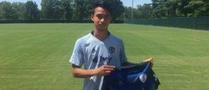 Kontrak Profesional Pertama Wan Kuzain Bersama Swope Park Rangers