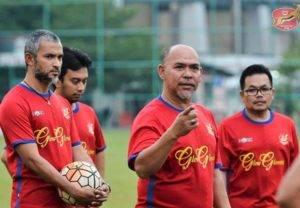 Alfredo tiba-tiba demam, Zahasmi kembali mengendalikan pasukan Kelantan