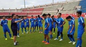 Pemain Malaysia Tidak Perlukan Motivasi Tambahan Hadapi Indonesia – Ong Kim Swee