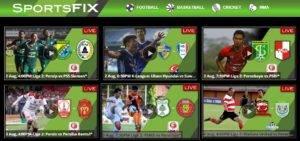 SportsFix Bersama Celcom Axiata Siar Live Streaming 4 Liga Bola Sepak Asia