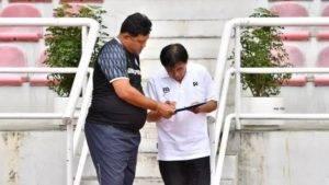 Thailand Panik: Pengarah Teknikal FAT Hadir Di Padang Latihan Thailand