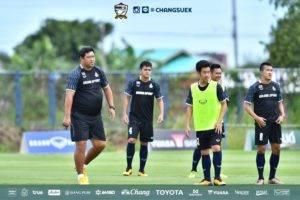 Skuad Bola Sepak Sukan SEA Thailand Dilarang Guna Media Sosial