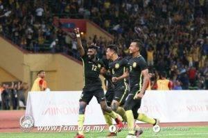 Malaysia Hanya Perlu Seri Untuk Layak Ke Separuh Akhir Sukan SEA 2017