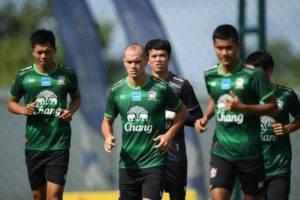 """""""Kiko insa"""" versi Thailand dipilih ke skuad kebangsaan"""
