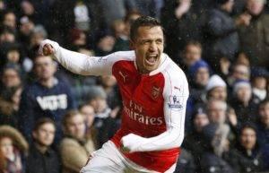 Alexis Sanchez lengkapkan perpindahan ke Manchester City
