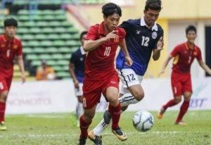 Pengadil Mohon Maaf Salah Beri Sepakan Penalti Kepada Kemboja