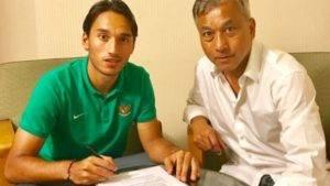 Bintang muda Indonesia, Ezra Walian sertai kelab belanda, Almere City FC