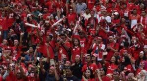 3,000 Tiket 'Gratis' Diagihkan Oleh Kedutaan Besar Indonesia