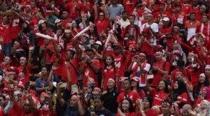 Kuota Tiket Separuh Akhir 10 Ribu, Indonesia Akan 'Kalah Dukungan'