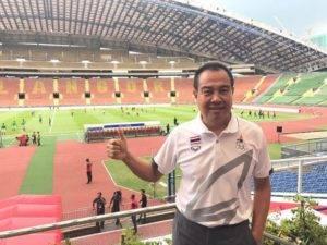 FAT Terima 14 Juta Baht, Hadiah Kepada Skuad Bola Sepak Dan Futsal Thailand
