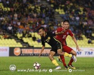 Full Highlight Kelayakan Piala Asia Malaysia 1 – 1 Hong Kong