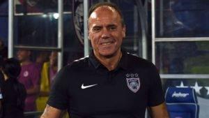 Morais teruja dapat bantu skuad Johor DT rangkul kejuaraan liga