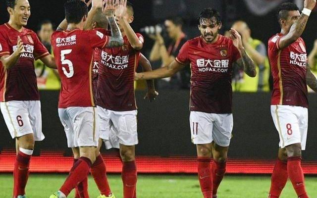 Live Streaming Chinese Super League: Guangzhou Evergrande vs Yanbian Funde