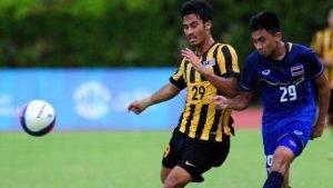 Hong Kong vs Malaysia: Matt Davies bersedia mengisi tempat Rizal Ghazali