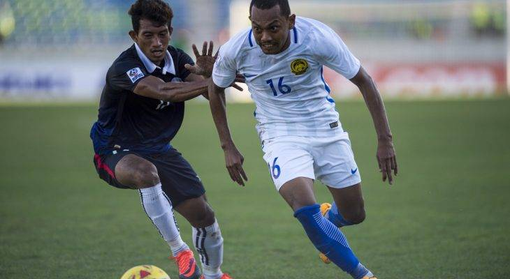 "#HKGMAS: ""Jika ada rezeki, saya nak jaringkan gol sekali lagi"" – Syazwan Zainon"