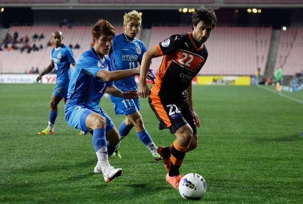 Live Streaming K League Classic: Suwon Bluewings vs Ulsan Hyundai