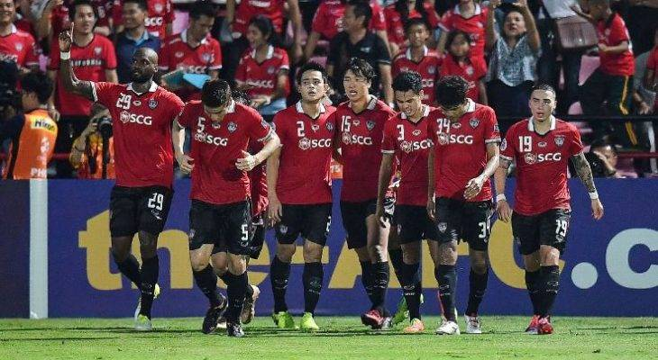 Live Streaming Thai Premier League: Thai Port FC vs SCG Muangthong