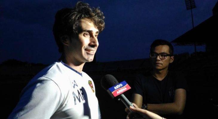 """Saya masih menunggu tawaran dari Malaysia"" – Ramon Marcote"
