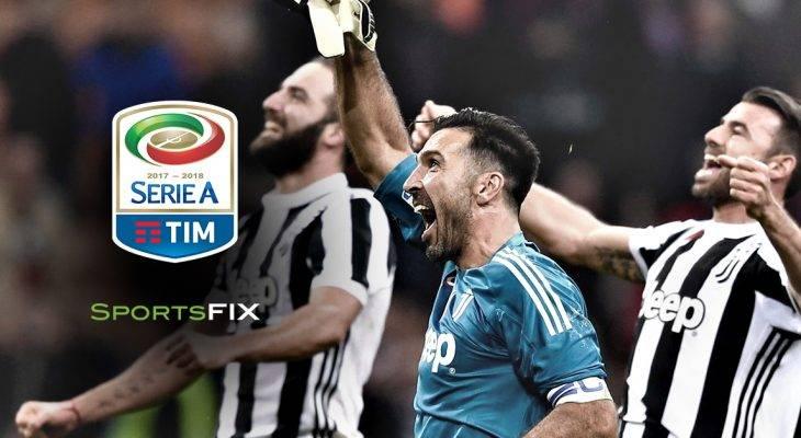 Football Tribe sah bekerjasama dengan SportsFix untuk liputan Serie A