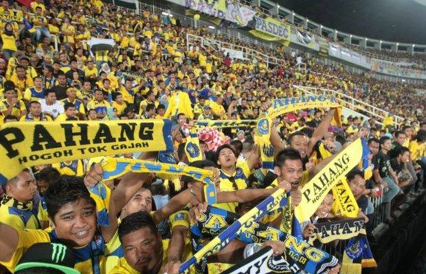 Pahang tolak tawaran menyertai Piala AFC untuk musim 2018