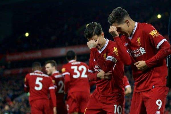 Highlights Liga Perdana Inggeris: Liverpool 5-0 Swansea