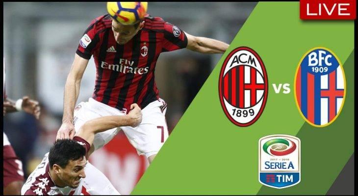 Live Streaming Serie A: AC Milan vs Bologna