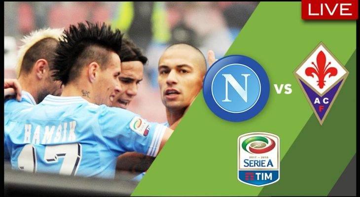 Live Streaming Serie A: Napoli vs Fiorentina