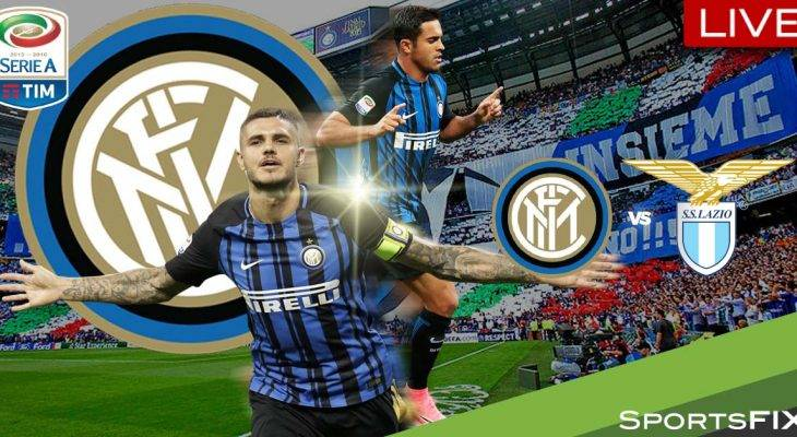Live Streaming Serie A: Inter Milan vs Lazio