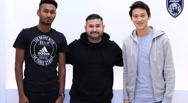 Lima sebab JDT bijak untuk menghantar Dominic dan Syamer ke Portugal