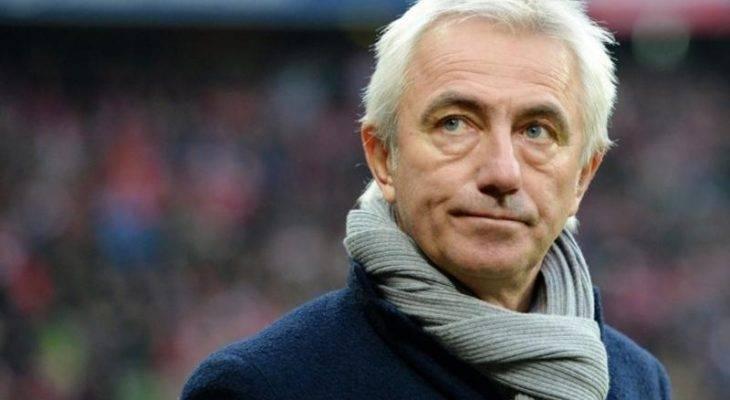 Bert van Marwijk sah dilantik sebagai ketua jurulatih baru Socceroos