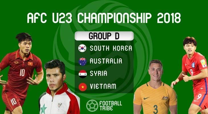 Previu Kumpulan D Piala AFC B-23 Tahun: Vietnam berdepan tiga gergasi Asia