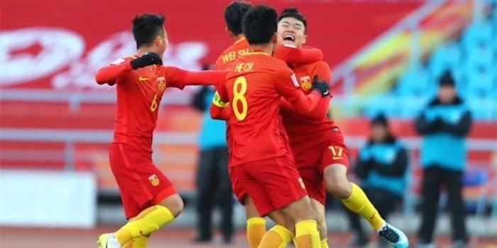 China mulakan kempen AFC B-23 dengan kemenangan 3-0 ke atas Oman