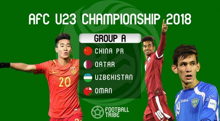 Previu Kumpulan A Piala AFC B-23 Tahun: Mampukah China bangkit di halaman sendiri?