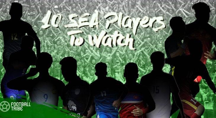 Piala AFC B-23 2018: 10 pemain tumpuan Asia Tenggara