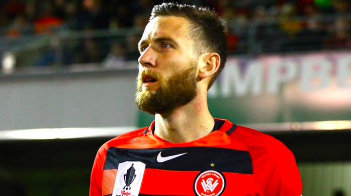 Rob Cornthwaite sah tinggalkan Western Sydney Wanderers untuk sertai Perak
