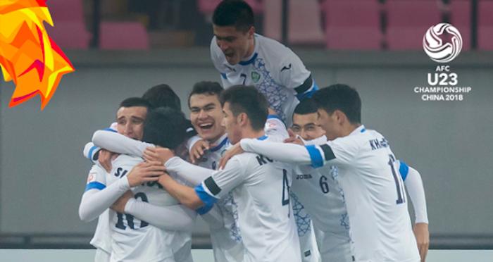 Piala AFC B-23: Jepun tersingkir selepas tewas 0-4 di tangan Uzbekistan